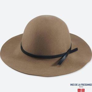 Uniqlo IDLF Wool Felt Bowler Hat